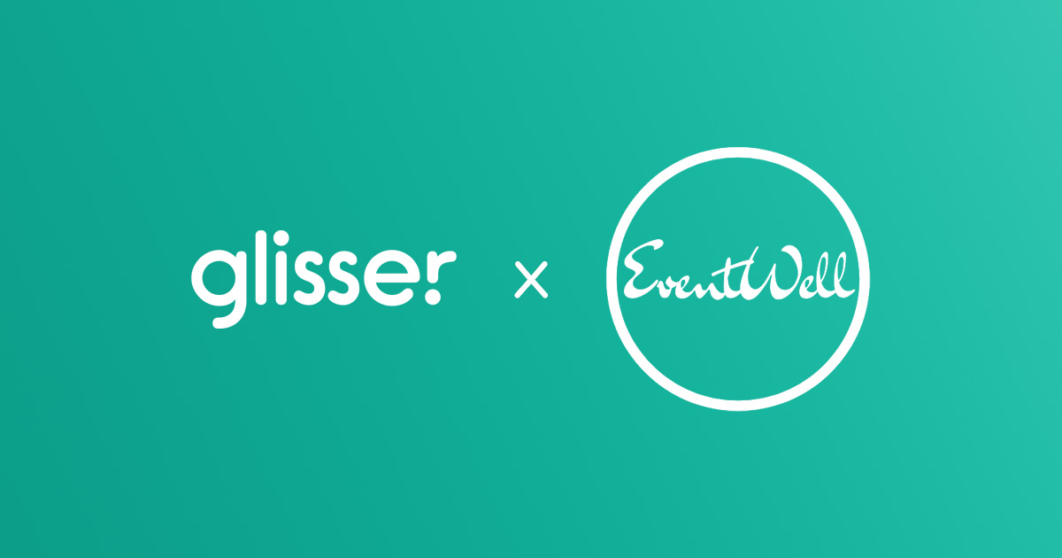 Announcing: Glisser x EventWell
