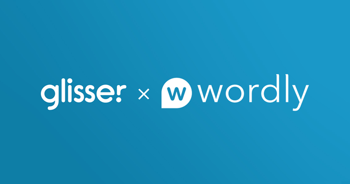 Announcing: Glisser x Wordly.AI